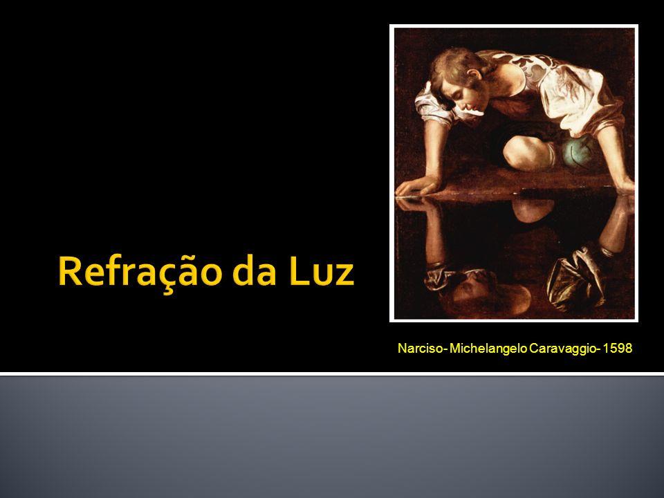 Narciso- Michelangelo Caravaggio- 1598