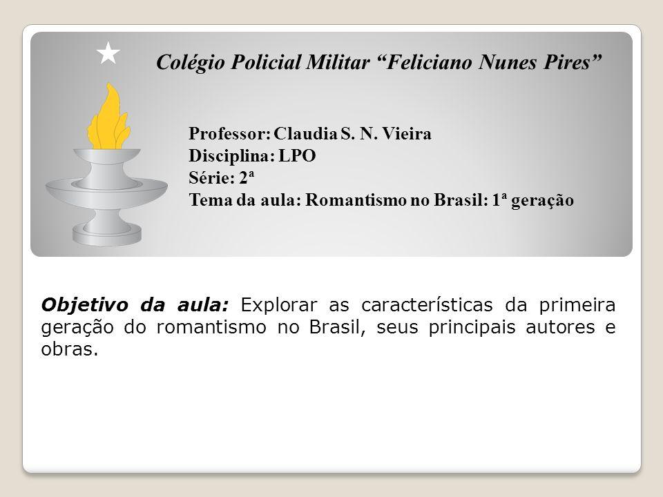 Colégio Policial Militar Feliciano Nunes Pires