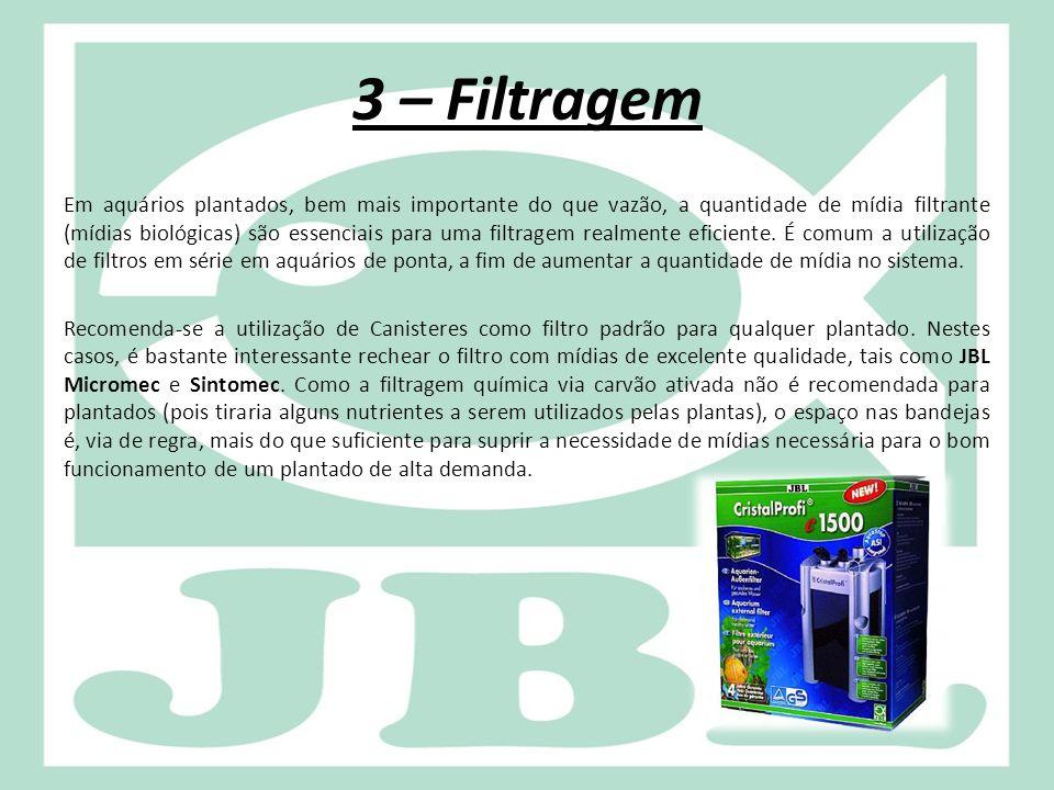 3 – Filtragem
