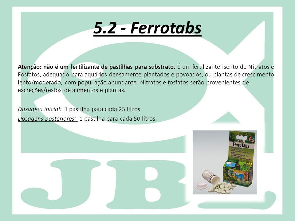 5.2 - Ferrotabs