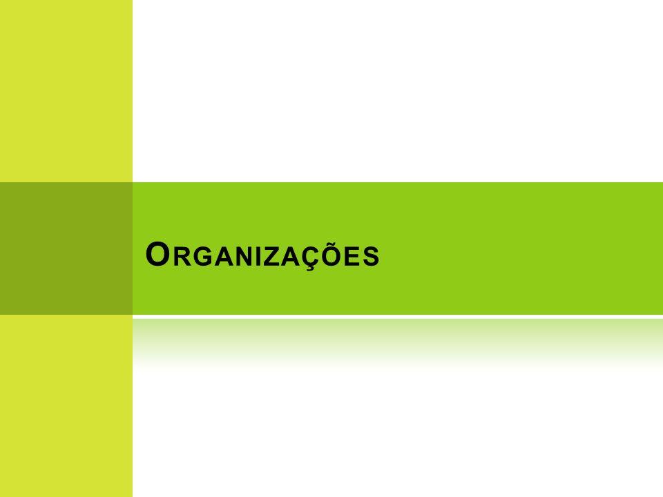 Organizações