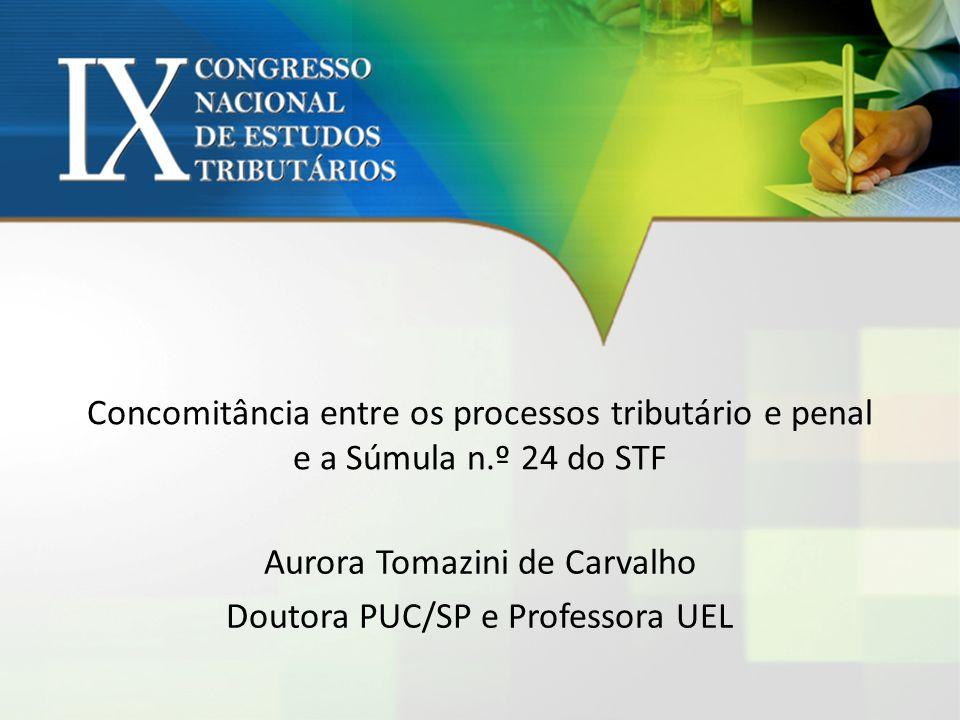 Aurora Tomazini de Carvalho Doutora PUC/SP e Professora UEL