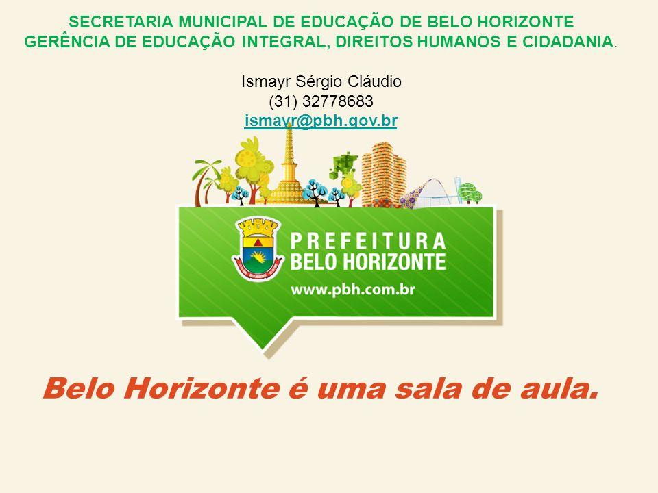SECRETARIA MUNICIPAL DE EDUCAÇÃO DE BELO HORIZONTE
