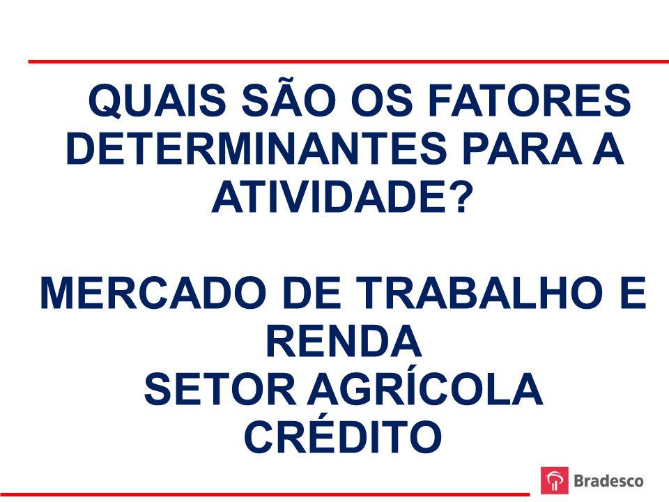 QUAIS SÃO OS FATORES DETERMINANTES PARA A ATIVIDADE