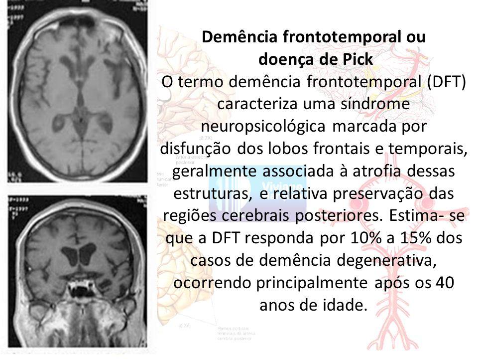 Demência frontotemporal ou