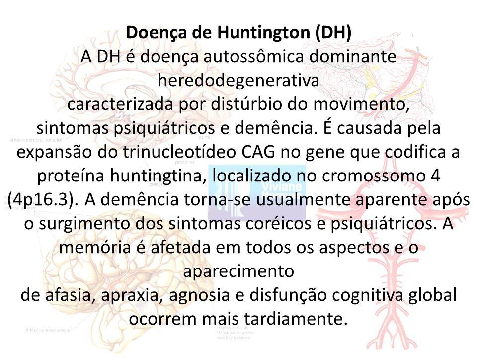 Doença de Huntington (DH)