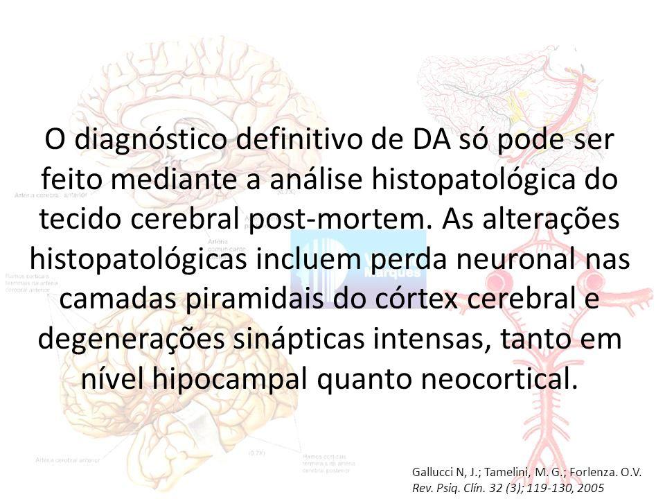 nível hipocampal quanto neocortical.