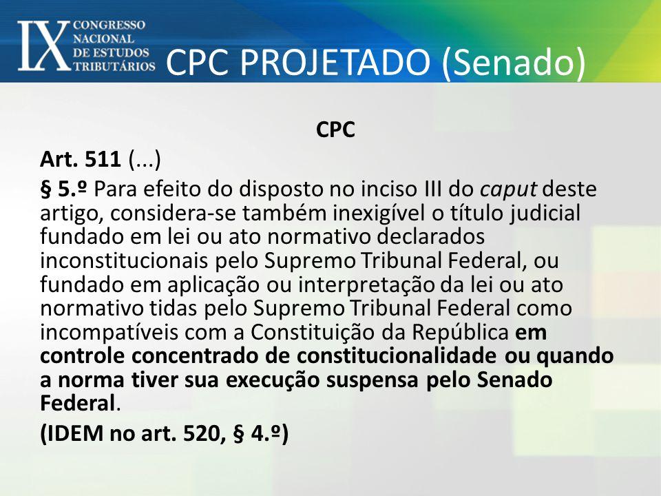 CPC PROJETADO (Senado)