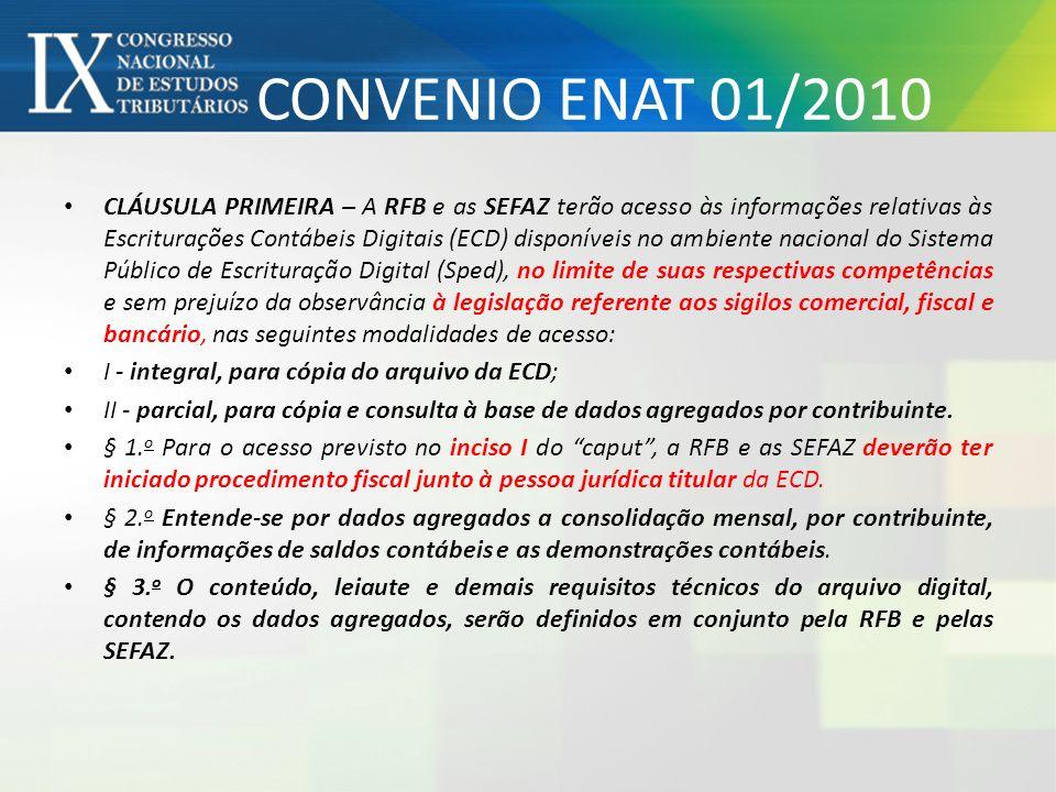 CONVENIO ENAT 01/2010