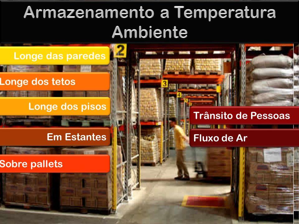Armazenamento a Temperatura Ambiente