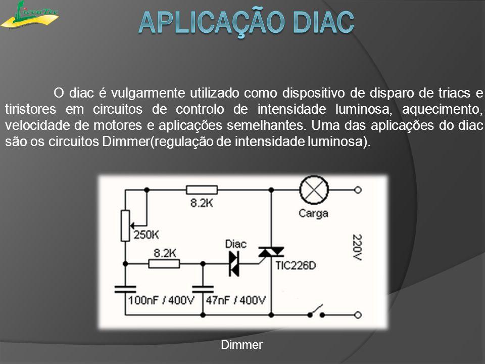 Aplicação DIAC