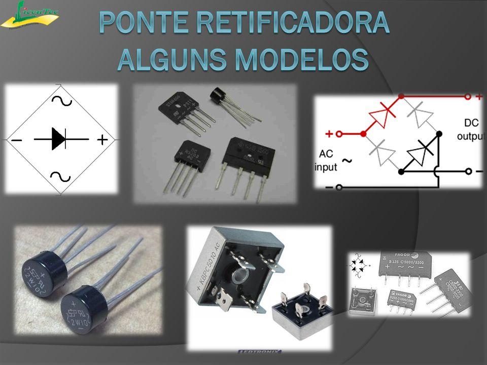 Ponte retificadora alguns modelos