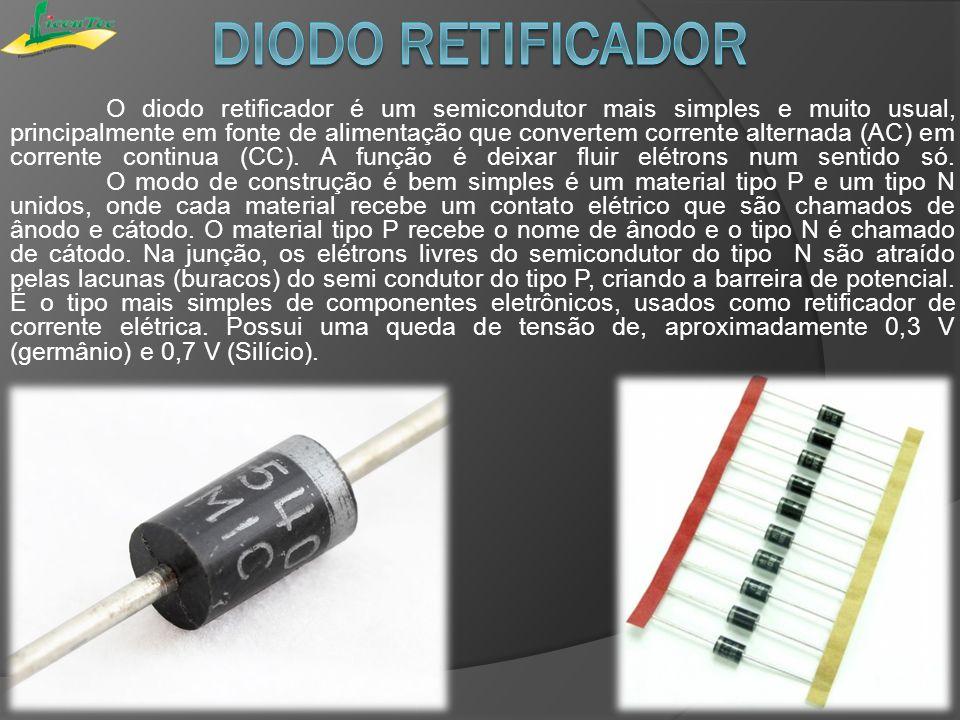 Diodo retificador