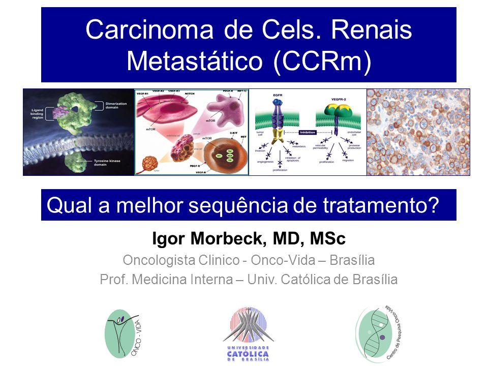 Carcinoma de Cels. Renais Metastático (CCRm)