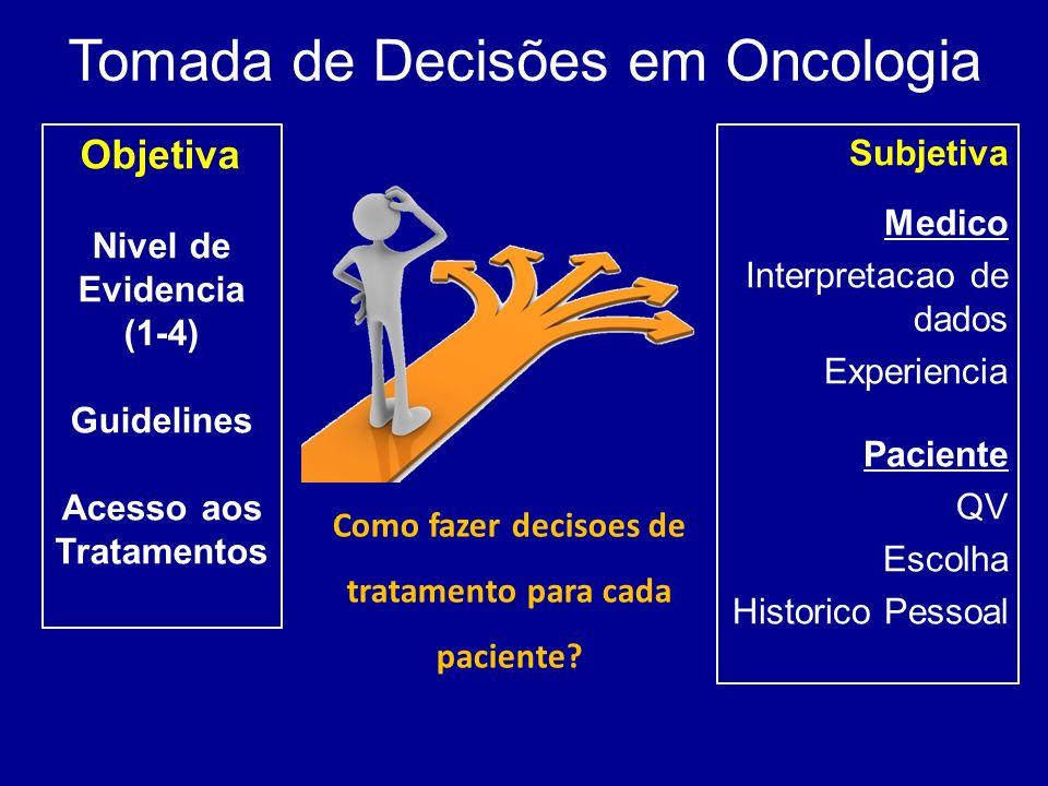 Tomada de Decisões em Oncologia