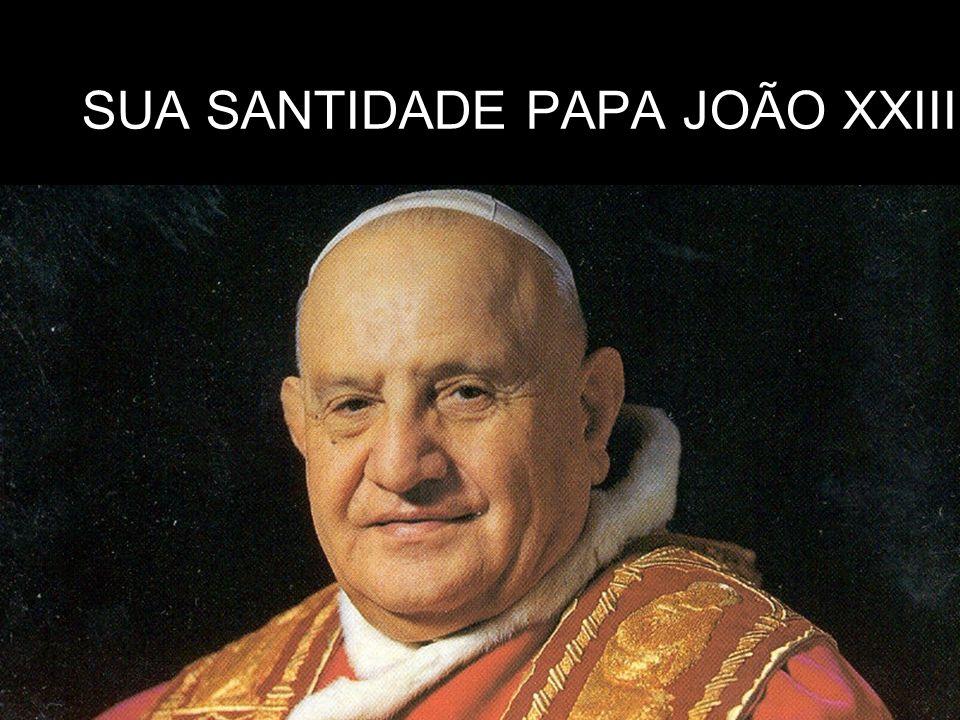 SUA SANTIDADE PAPA JOÃO XXIII