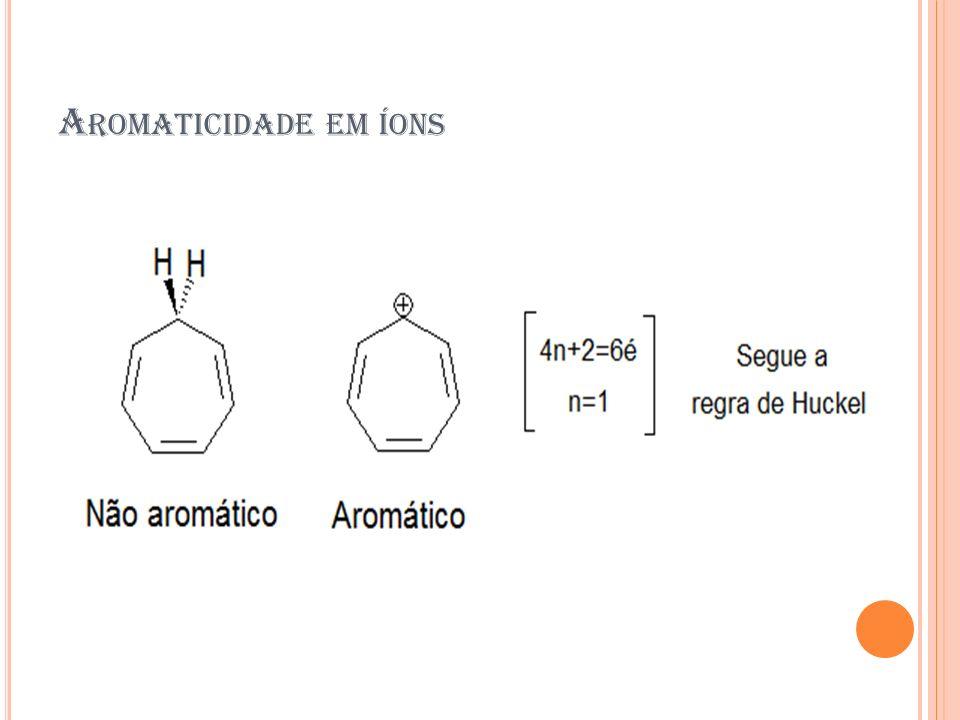 Aromaticidade em íons
