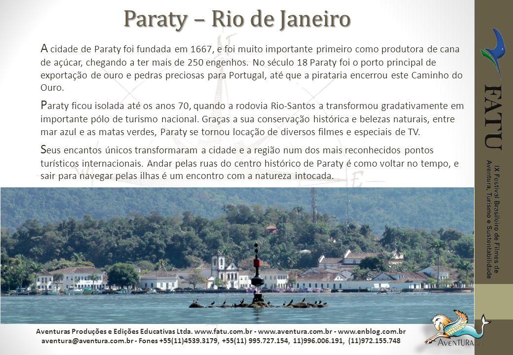 Paraty – Rio de Janeiro