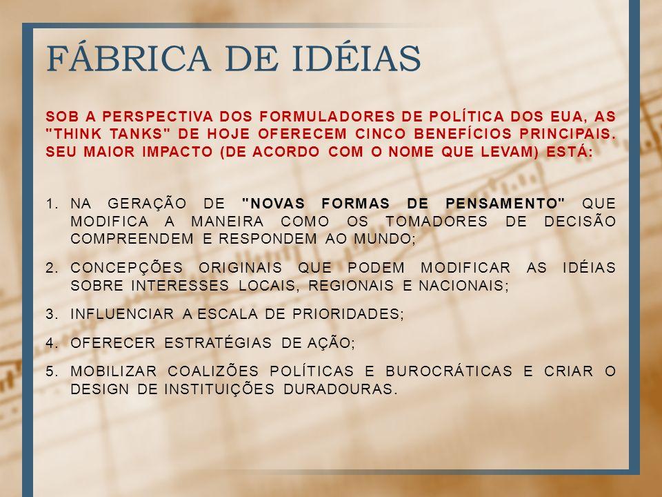 FÁBRICA DE IDÉIAS