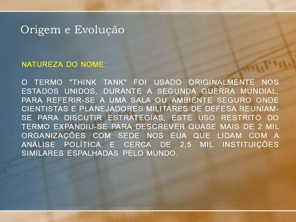 Origem e Evolução NATUREZA DO NOME: