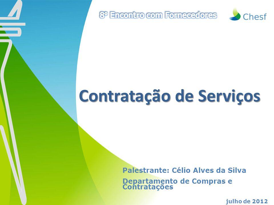 Contratação de Serviços