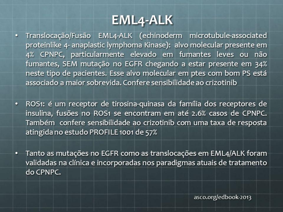 EML4-ALK asco.org/edbook-2013
