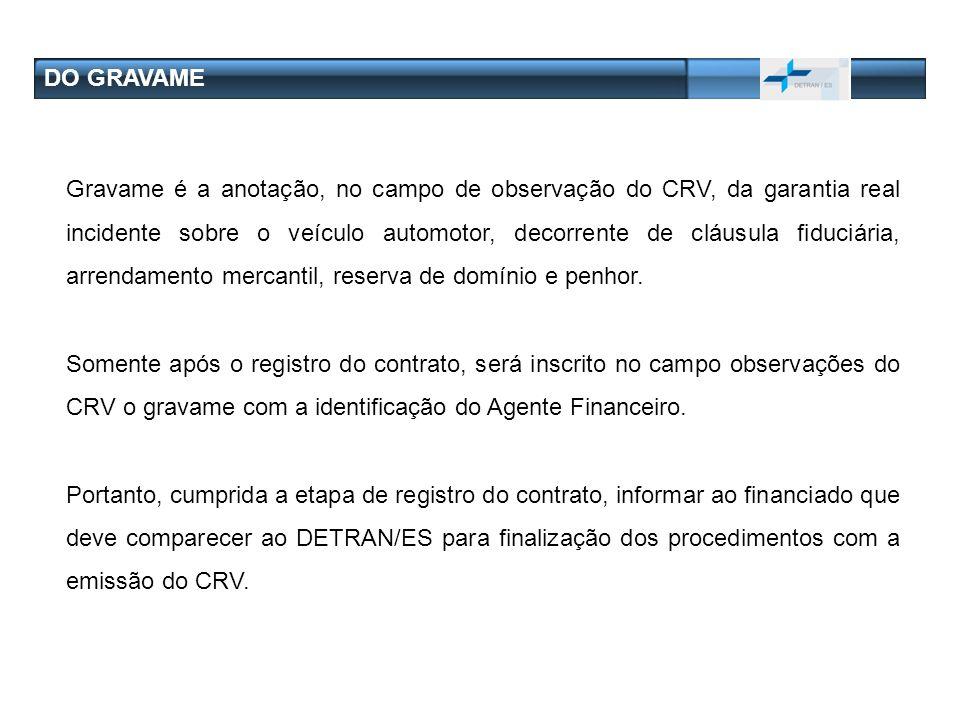 DO GRAVAME