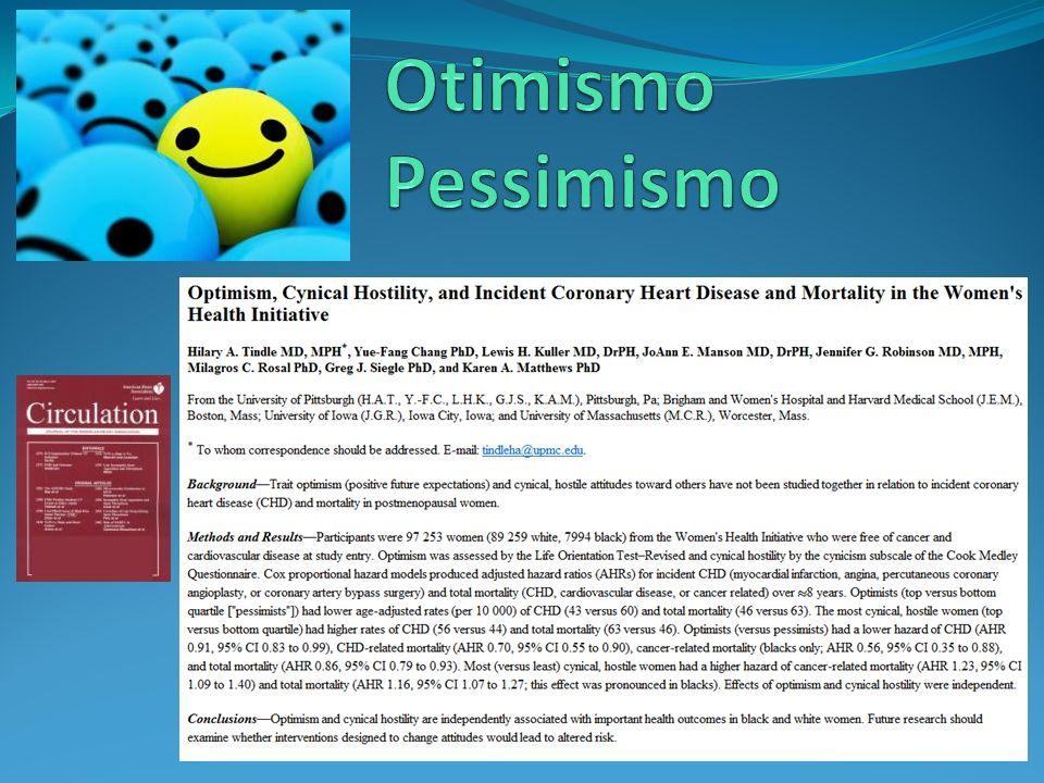Otimismo Pessimismo