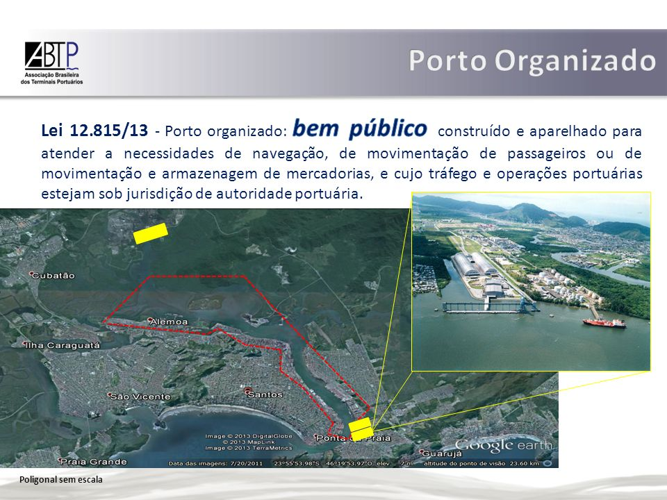 Porto Organizado