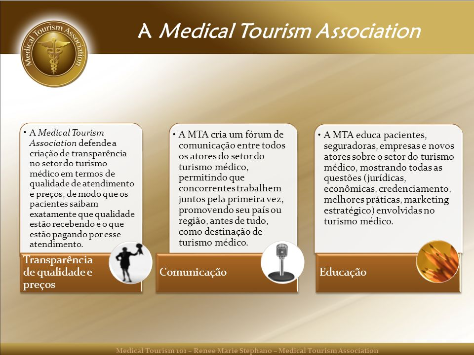A Medical Tourism Association