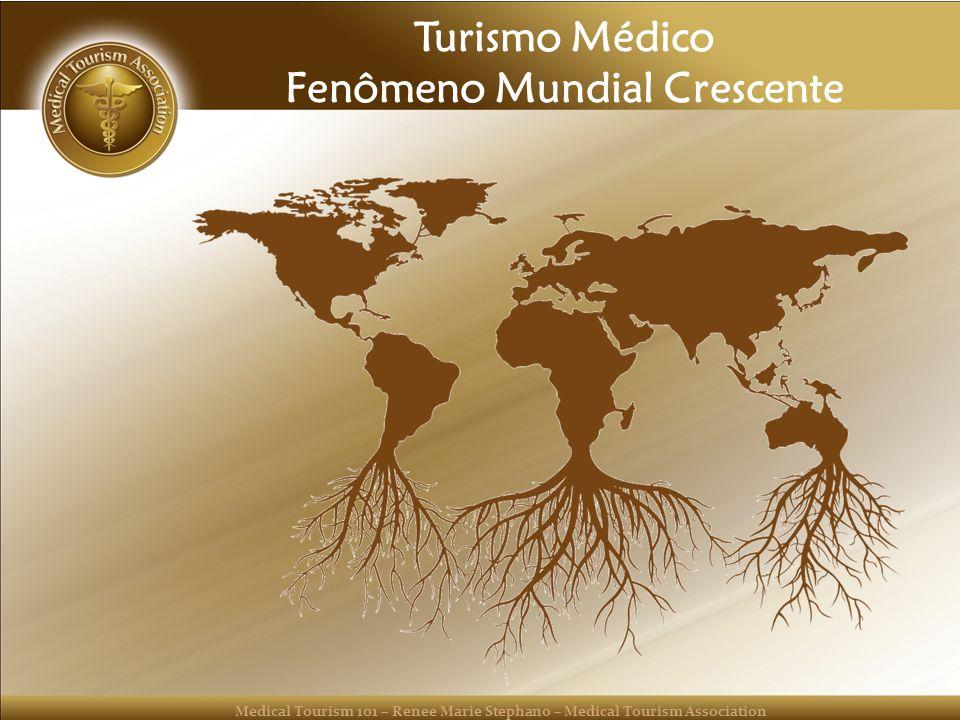 Turismo Médico Fenômeno Mundial Crescente