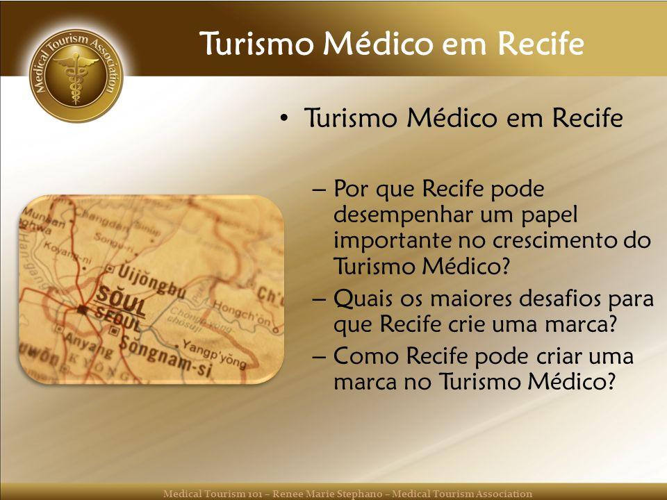 Turismo Médico em Recife