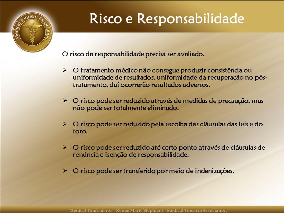 Risco e Responsabilidade