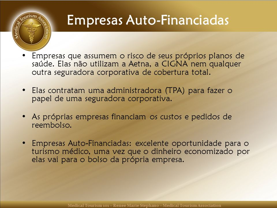 Empresas Auto-Financiadas