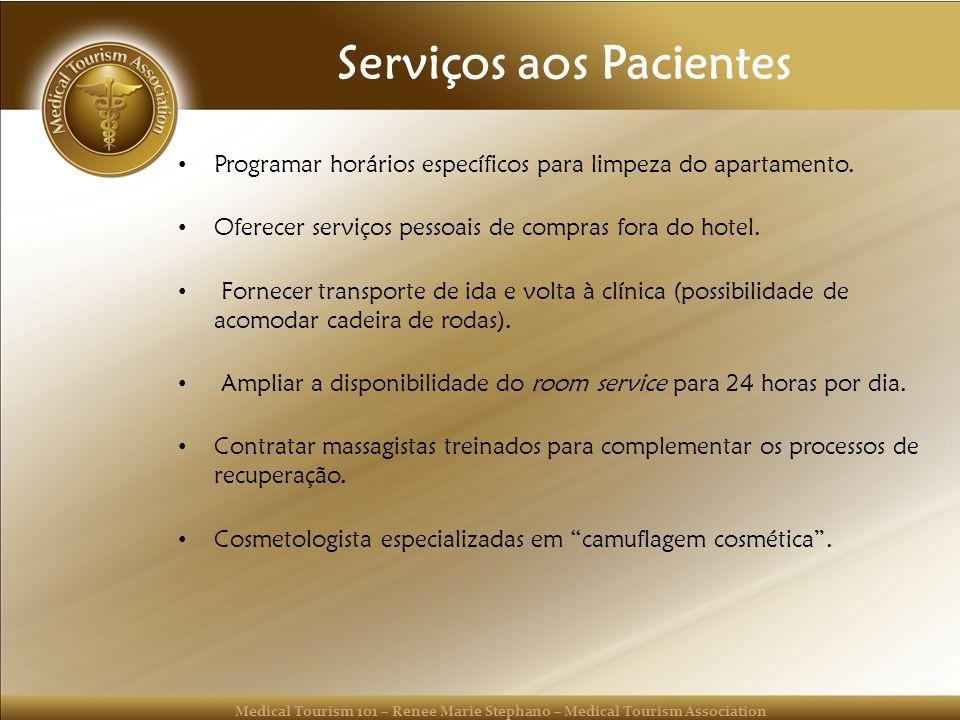 Serviços aos Pacientes