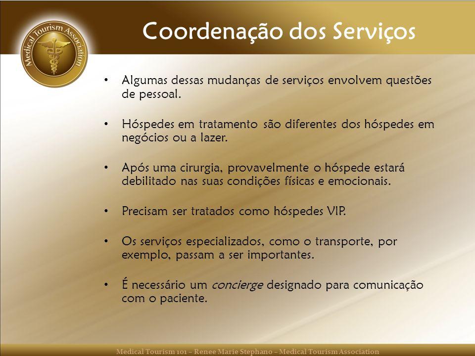 Coordenação dos Serviços