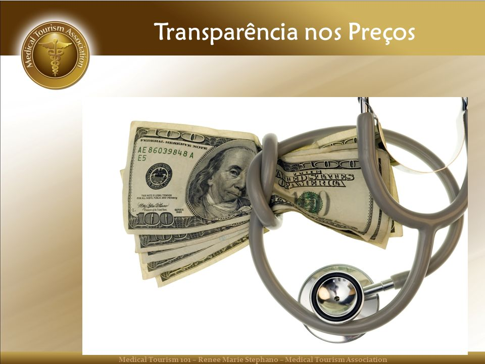 Transparência nos Preços