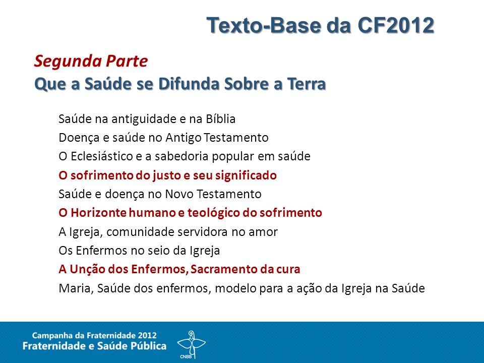 Texto-Base da CF2012 Segunda Parte