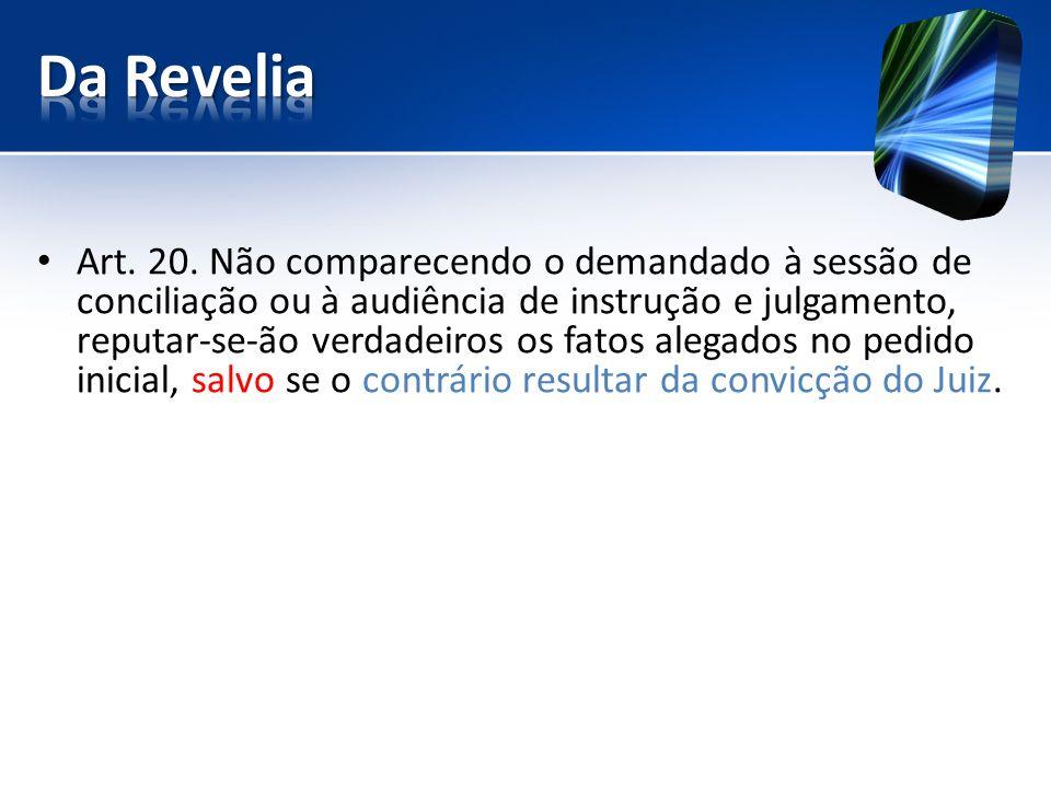 Da Revelia