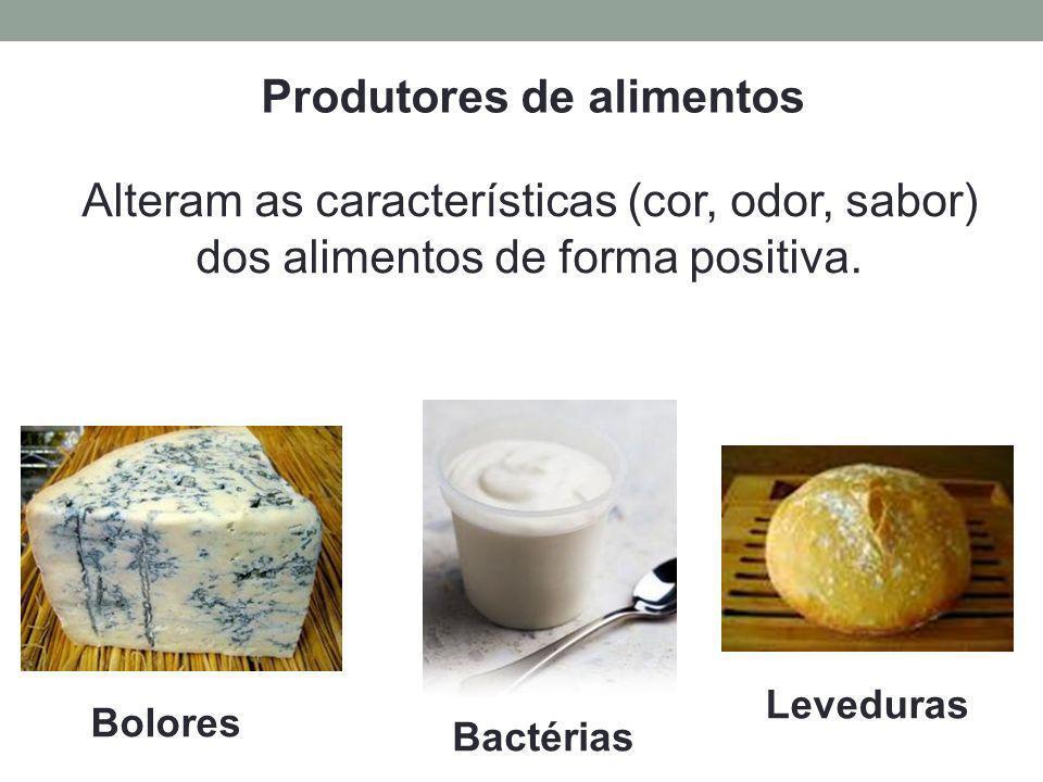 Produtores de alimentos