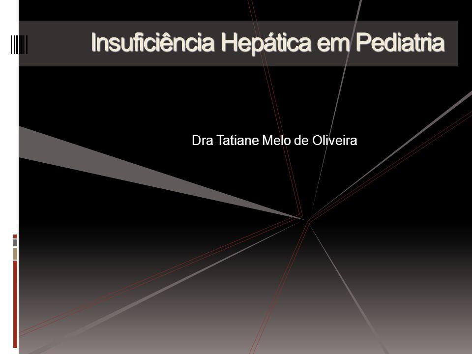 Insuficiência Hepática em Pediatria