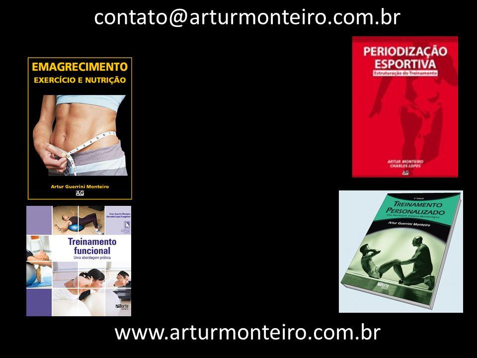 contato@arturmonteiro.com.br www.arturmonteiro.com.br