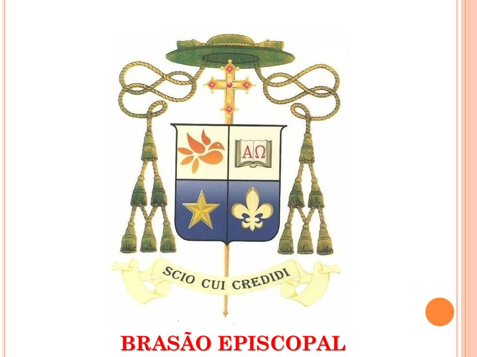 BRASÃO EPISCOPAL