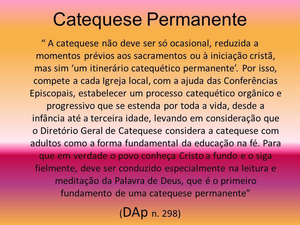 Catequese Permanente