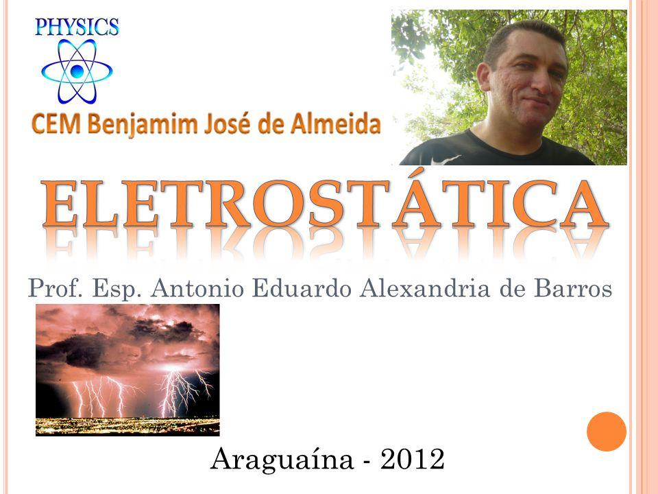 ELETROSTÁTICA Araguaína - 2012