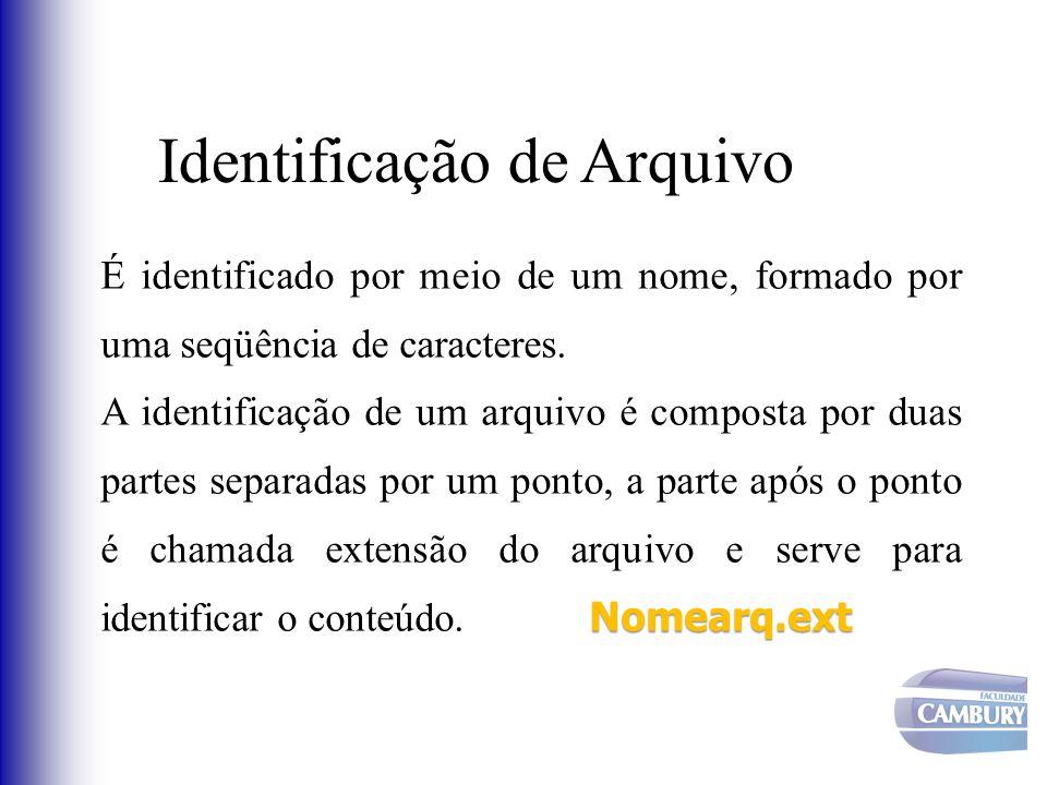 Identificação de Arquivo