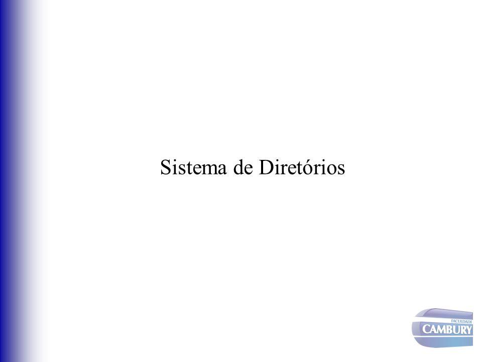 Sistema de Diretórios