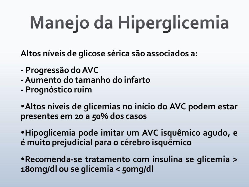 Manejo da Hiperglicemia