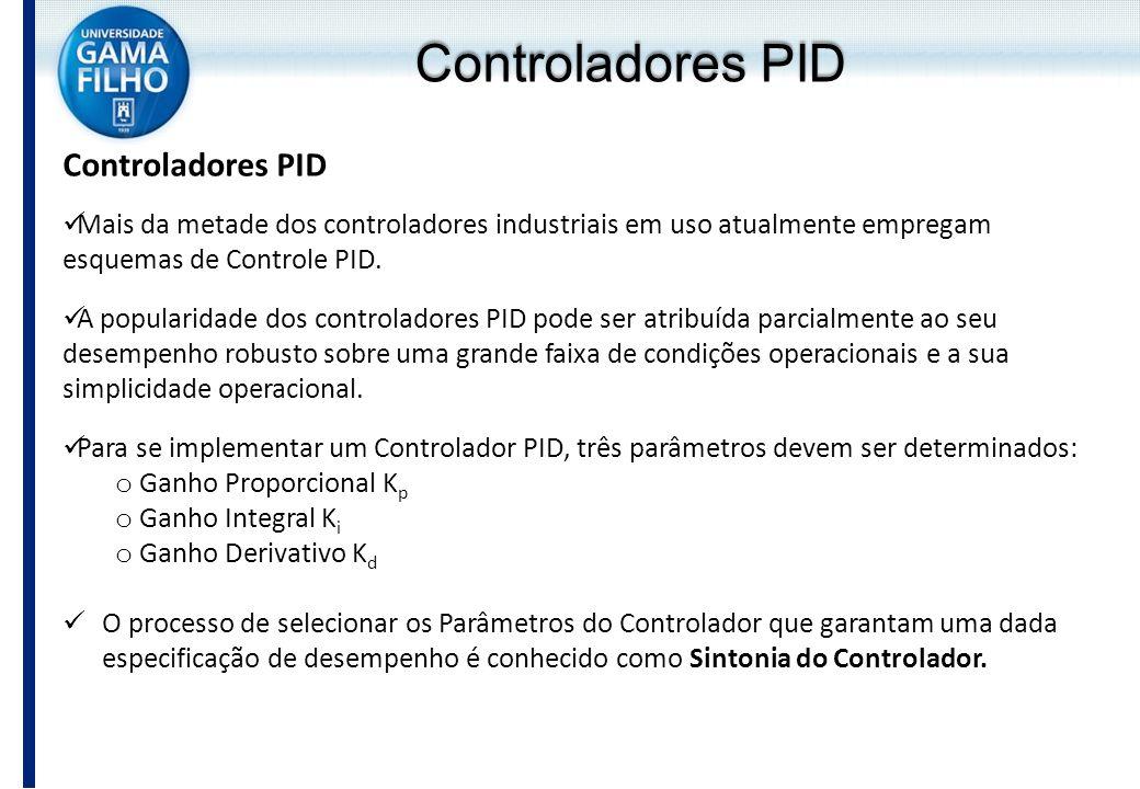 Controladores PID Controladores PID