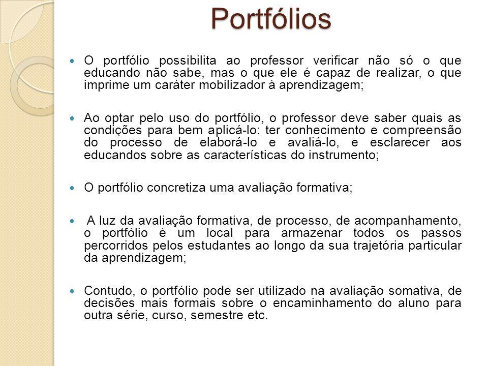 Portfólios